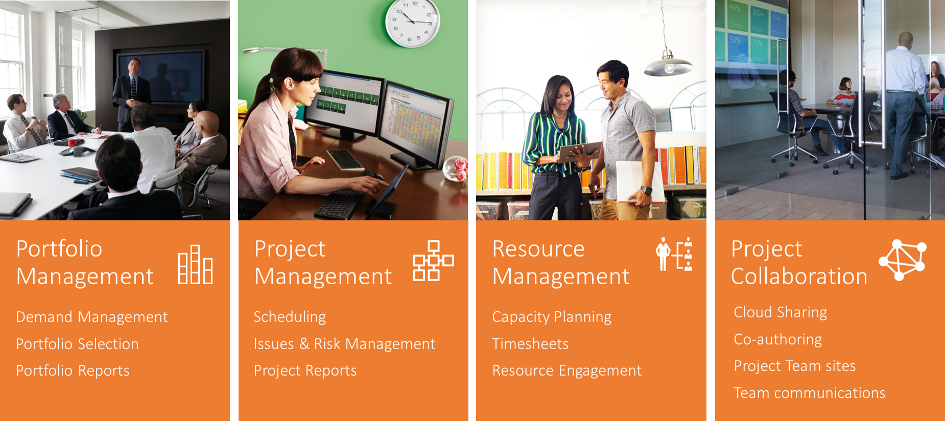 PPM, Project Management